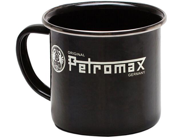 Petromax Taza Esmaltada, black